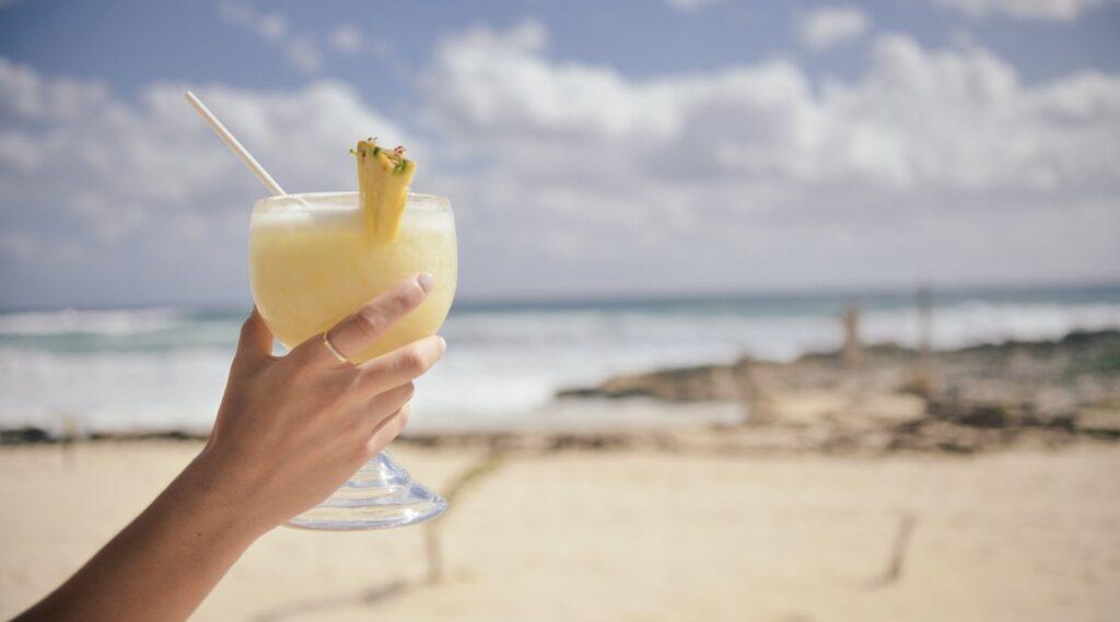 Piña Colada er blandt de mest populære drinks i verden.